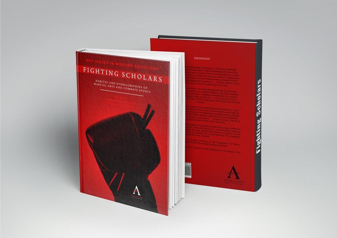 fighting scholars Book BAJA